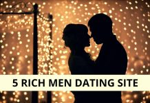 5 Rich Men Dating Site