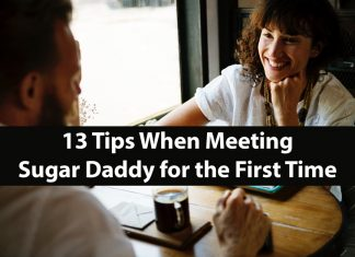 tips meeting sugar daddy first time