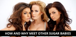 How and Why Meet Other Sugar Babies